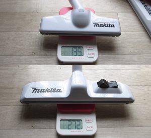 マキタ 切替ノズル(A-61335) 重さ