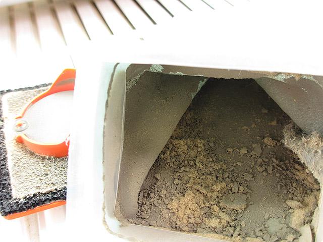 高機能ダストバッグで粉塵を吸引