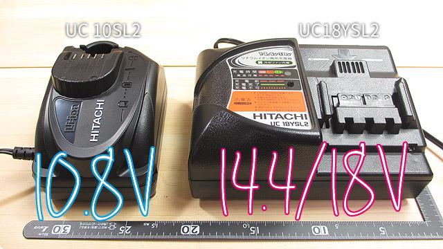 充電器-UC 10SL2,UC18YSL2