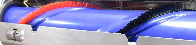 ダイレクトドライブクリーナーヘッドの吸引力
