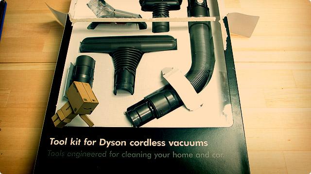 ダイソンのハンディクリーナーツールキットを買うなら迷わずAmazonの並行輸入品