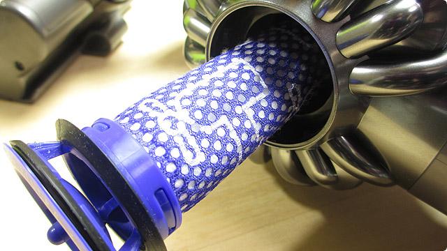 V6 粉塵 フィルター