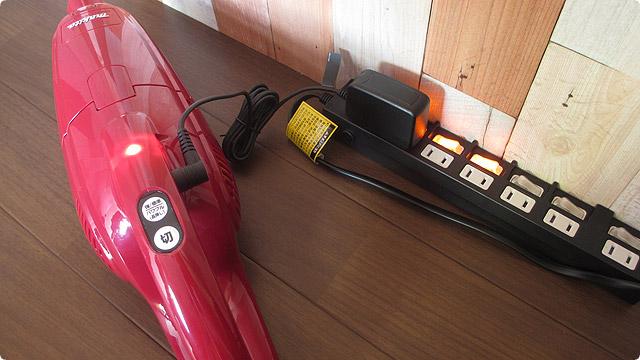 CL105D-充電方法