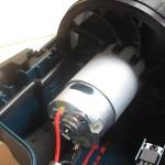 BOSCH-コードレス掃除機-分解