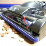 DC35 モーターヘッド 固形のゴミ