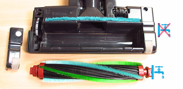 EC-SX210 ヘッドのお手入れ方法