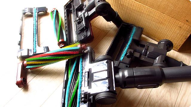 シャープ-FREED/FREED2の自動モードで床の判別ができなくなった際の対処法