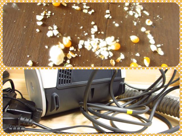 食べこぼしにおすすめの掃除機