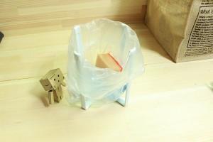 山崎実業:ポリ袋エコホルダーのレビュー