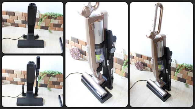 PV-BC500の充電スタンド