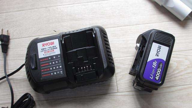 BHC-1800-バッテリー