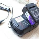 BHC-1800 充電したところ