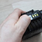 電池残容量ボタン