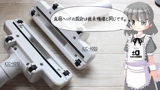XJC-A020-床用ノズル(ヘッド)