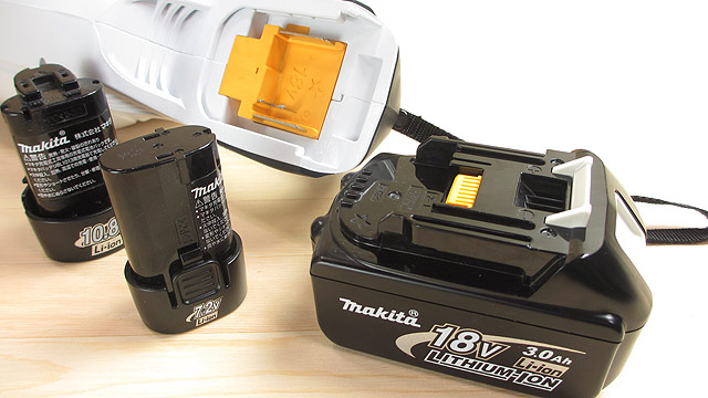 マキタ バッテリーの価格