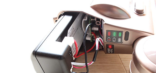 PV-BC500 バッテリーの価格