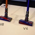 ダイソンV6とV8