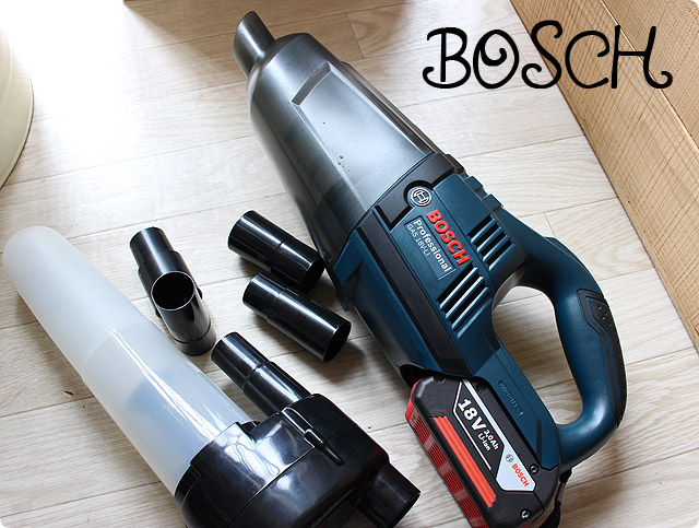 BOSCH コードレス掃除機