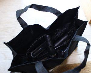 応用付属品収納バッグ