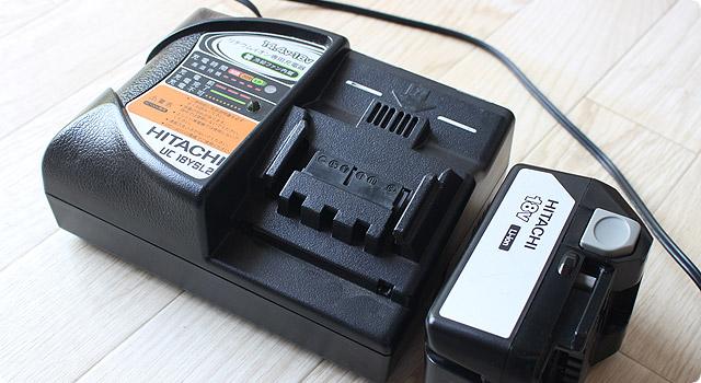 R18DSAL-充電方法