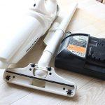 マキタのような電動工具メーカーのコードレス掃除機は一番重たい