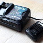 CL107FDとCL106FDの充電方法