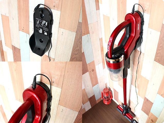 VC-CL1300 充電方法