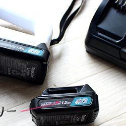 CL107FDのバッテリー