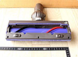 ダイソンV6 ダイレクトクリーナードライブヘッド 吸込口