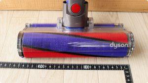 ダイソンV6 ソフトローラークリーナーヘッド