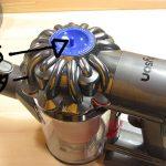 V6 フィルターの取り外し方1