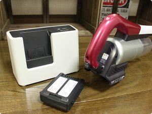 RACTIVE Air(ラクティブ エア) EC-A1R-電池と充電器