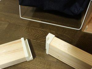 LABRICO 2×4ジョイント 取り付け方