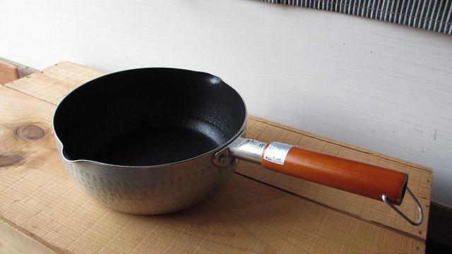 パール金属 雪平鍋 20cm「マーブルミラー H-6452」(マーブル加工)レビュー(使用感想)