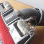ミラクリーナー 車輪の外し方