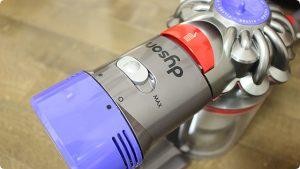 ダイソン V7 吸引モード切り替え