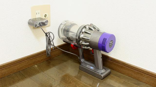 ダイソンV10 充電器(充電アダプター)