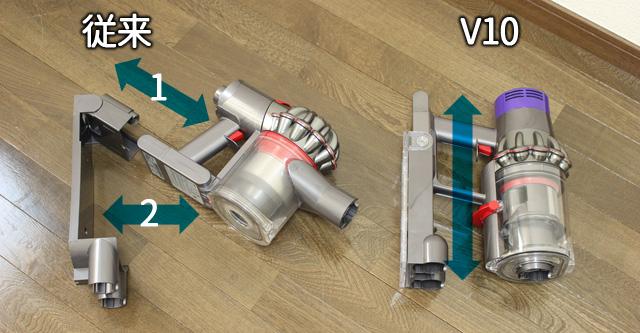 V10 充電方法