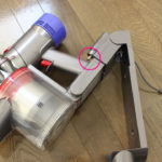ダイソン V8 収納用ブラケット