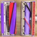 カーペットを敷いている面積が狭ければ「Dyson V8/V10 Fluffy」でも対応できるまき