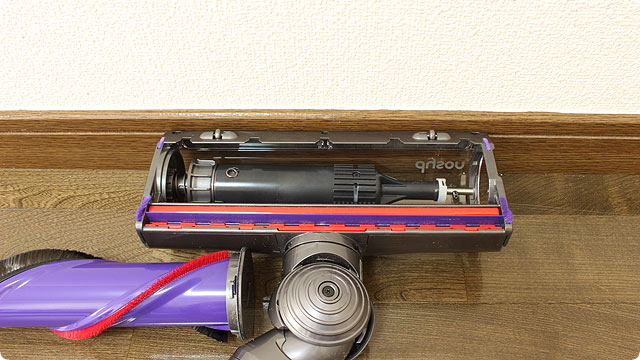 ダイソンアニマル-ダイレクトドライブクリーナーヘッド