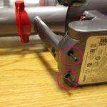 ダイソン V10-バッテリーの交換方法2
