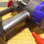 ダイソン V10-バッテリーの交換方法3