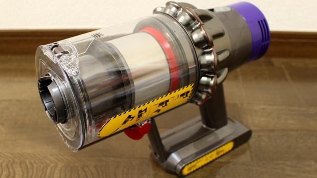 ダイソン おすすめランキング(ゴミ捨とフィルターお手入れが簡単なV10シリーズ)