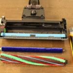 PV-BEH800/PV-BEH900-回転ブラシのお手入れ方法
