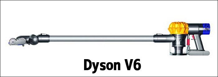 ダイソン コードレスクリーナー V6 性能比較表