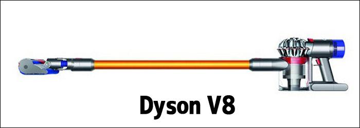 ダイソン コードレスクリーナー V8 性能比較表