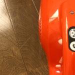 通販生活限定モデルのマキタのターボ・60(ワンタッチスイッチ)