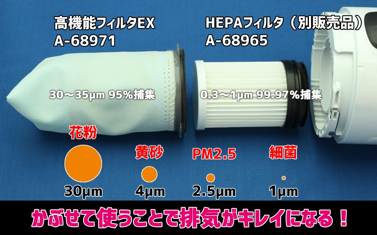 HEPAフィルター(A-68965)