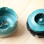 CL280FD/CL281FD/CL282FD-エラストマー素材のモーターケース